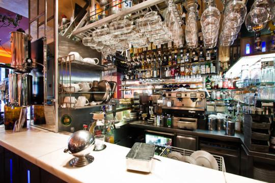 Bar des Ypsilons