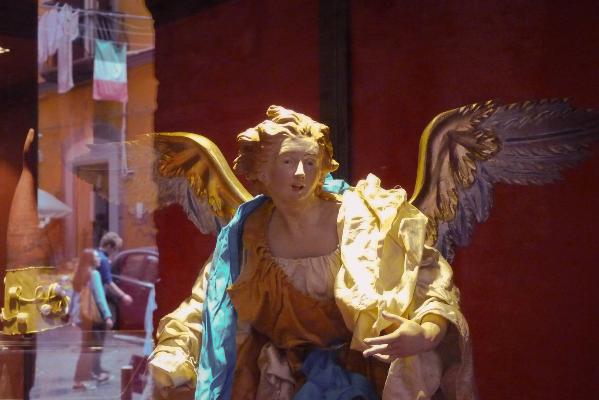 Neapolitanisches Kunsthandwerk: Engel